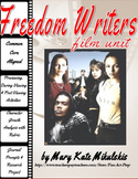 """""""Freedom Writers"""" Film Unit: Character Development, Research, & More!"""