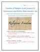 Freedom of Religion: Crash Course U.S. Government and Poli