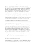 US Constitution: Freedom of Speech cases w/questions for d