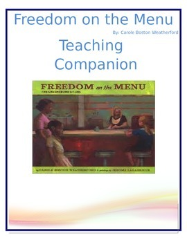 Freedom on the Menu Teaching Companion