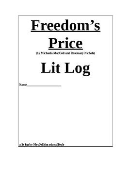 Freedom's Price Lit Log