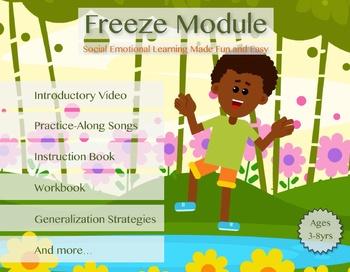 Freeze Bundle   Self Regulation, Classroom / Behavior Management, Mindfulness