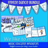 Freeze Dance Bundle