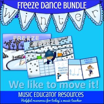 Freeze Dance Bundle