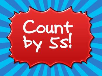 Freeze Dance Skip Counting - Gangnam Style