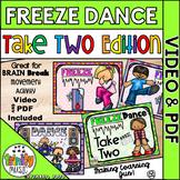 Freeze Dance (Take 2 Edition) Music Video & PDF   Distance