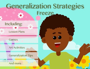 Freeze Generalization Strategies