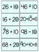 Freeze Out!  Adding and Subtracting Multiples of 10