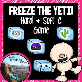 Freeze The Yeti - Hard & Soft C Game