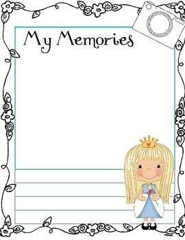 Freezing Memory Book