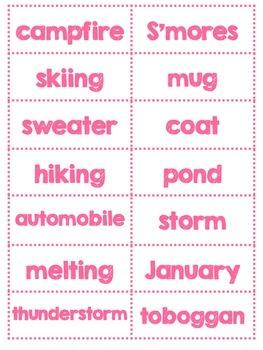 Freezing Syllables