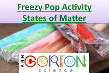 States of Matter Freezing