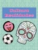 Frida Kahlo author info and paintings Spanish 1 (Realidades 1B