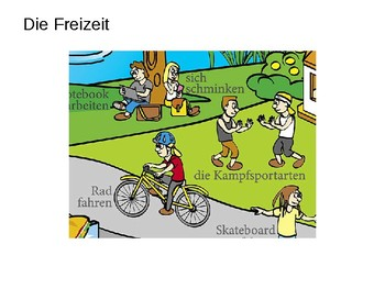 Freizeit / Sports / Hobbies / Free time / Leisure