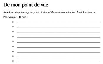 French 1 - Bien Dit 1, Ch. 7.1 - Amalie fait les magasins (TPRS)
