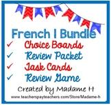 French 1 Bundle
