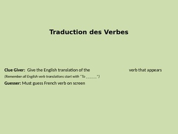 French 1-Discovering French Semester 2 Review-Lessons 8-20