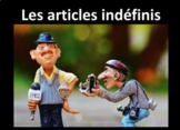 French 1: Indefinite Articles