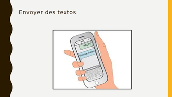 French 1 Leisure Hobby Vocabulary Powerpoint