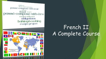 French 2- Complete Course