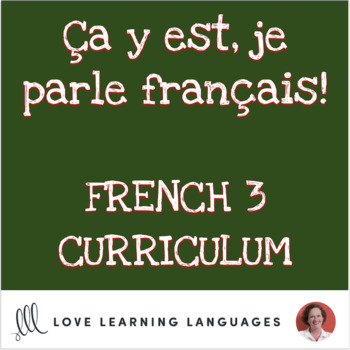 French 2 Curriculum Supplement Growing Bundle