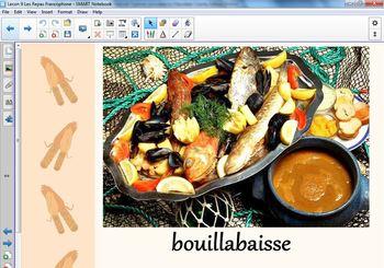 French 2 Les Repas Francophones