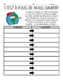 French 3 IB Environment Homework Conditional or Subjunctive Practice