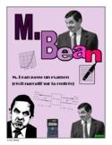 French Back to School Descriptive Narrative (Mr. Bean)