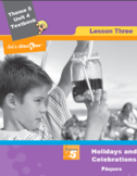 French 5 FSL: Lesson 3: Holidays & Celebration: Pâques (CAN&USA)