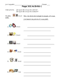 French- 5 Food, Adjective, and Partitive Practices