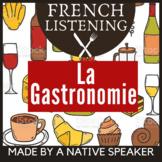 French ART francais art de la table unesco audio podcast activities AP