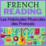French ART francais musique musique infographic infographi