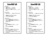 French Accountable Talk Bookmarks