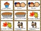 French - Action de grâce - Thanksgiving - jeu des paires - game