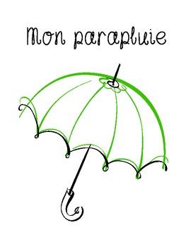 """French Activity Pack """"The Weather""""/""""Quel temps fait-il?""""/""""La météo"""""""
