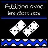 Addition avec les dominos // French Adding with Dominoes