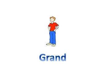 French Adjectives Powerpoint-Class Activity, Game