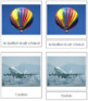 French - Air Transportation Cards