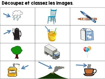 French - Air and Water Unit - L'air et L'eau