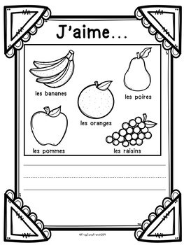 Tout sur moi // French All About Me
