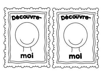 French All About Me Bag/ Découvre-moi dans ce sac!