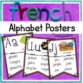 French Alphabet Banners (en Français)