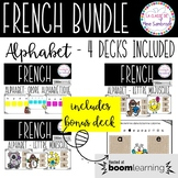 French Alphabet Boom Cards BUNDLE