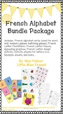 French Alphabet Bundle Package