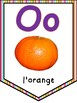 French Alphabet Posters - l'alphabet