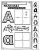 French Alphabet Study FREEBIE