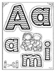 French Alphabet Study FREEBIE