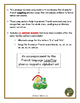 French Alphabet and Phonics Songs (posters for LeapFrog ma