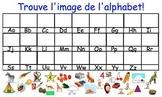 French Alphabet association computer centre