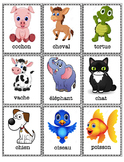 Animal Flashcards